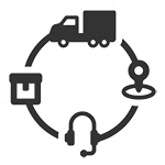 OTE GmbH-Abwicklungskette-Icon