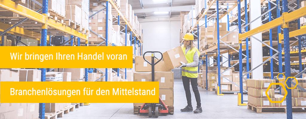 OTE GmbH Lagerlogistik