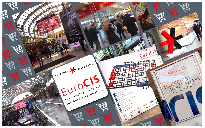 Die Retailmesse EuroCIS 2018
