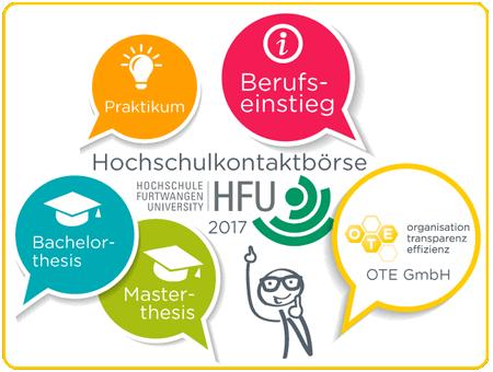 Karrieremesse Hochschule Furtwangen