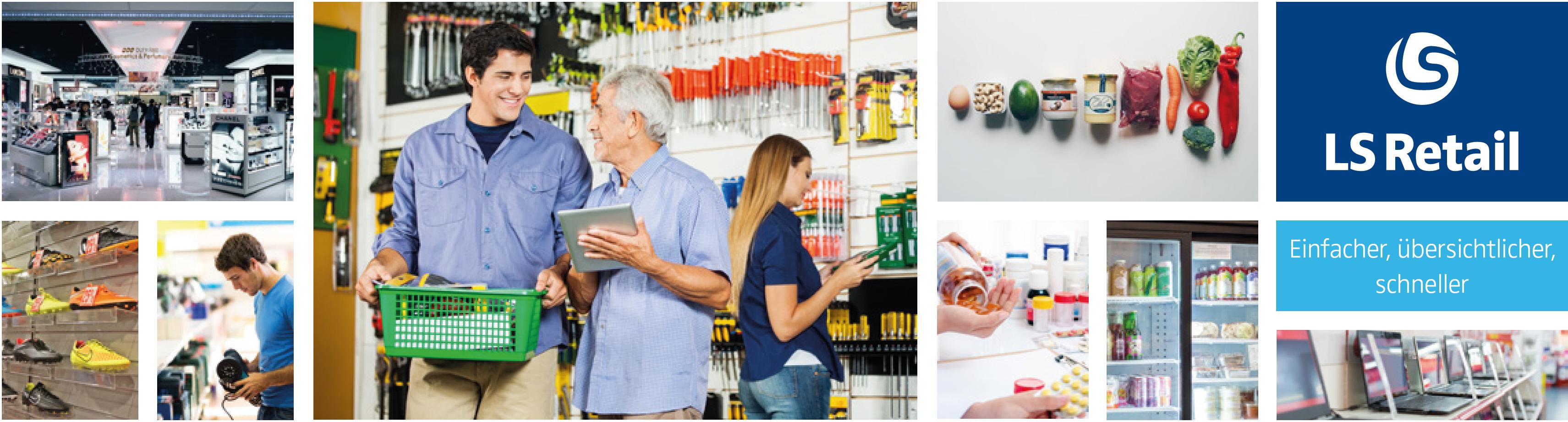 LS NAV - Die Branchenlösung für den Einzelhandel