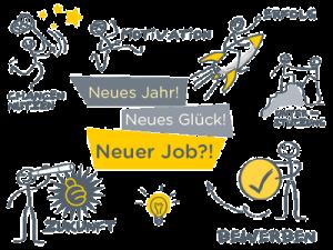 Neues Jahr, neues Glück - neuer Job bei der OTE!