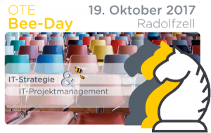 OTE Bee-Day am 19. Oktober 2017