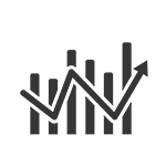 OTE GmbH-Diagramm Finanzen-Icon