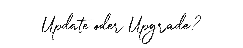 OTE GmbH - Update oder Upgrade