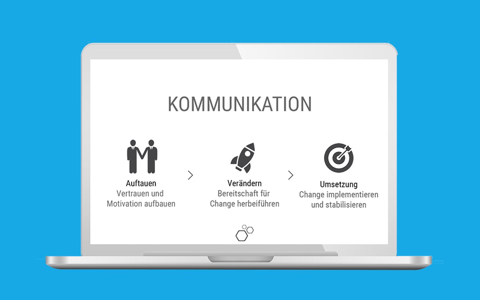 OTE GmbH Projekt-Kommunikation