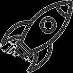OTE GmbH-Rakete-Icon
