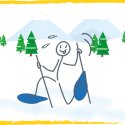 OTE Schneeschuhwanderung im Allgäu