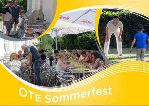 OTE Sommerfest 2017
