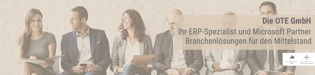 OTE GmbH - Karriereseite