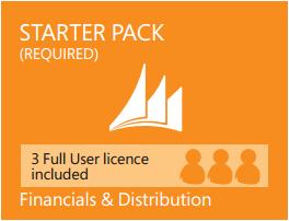 Microsoft Dynamics NAV Starter Pack